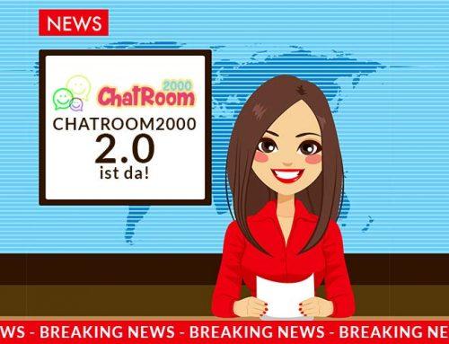 ChatRoom2000 geht online