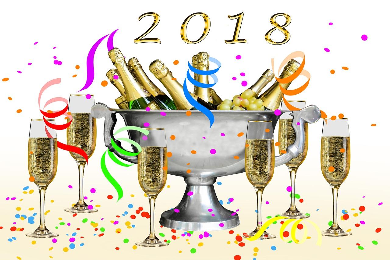 Neujahrswünsche 2018