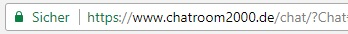 ChatRoom2000 SSL
